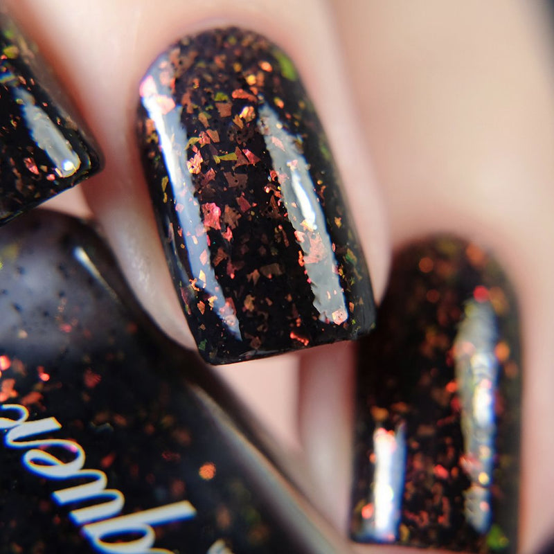 Cadillacquer - Fall & Halloween 2020 - Umbra (Thermal)