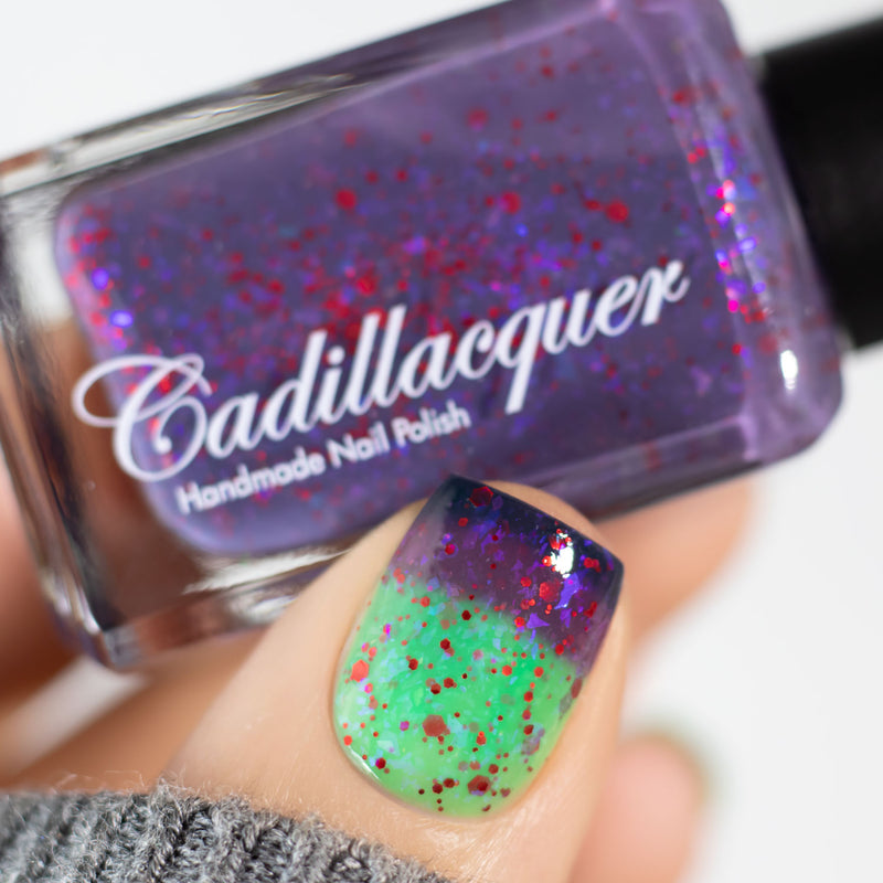 Cadillacquer - Fall & Halloween 2020 - You'll Float Too (Thermal)