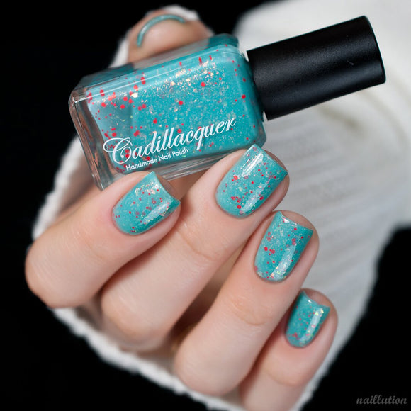 Cadillacquer - Anniversary Collection - One Day You'll Make A Dream Last