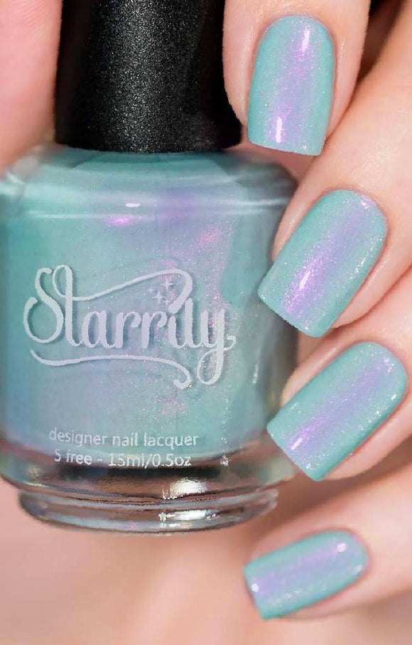 Starrily - Clockwork Roses Nail Polish