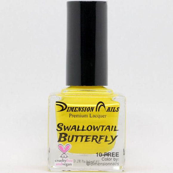 Dimension Nails - The Rainforest Collection - Swallowtail Butterfly