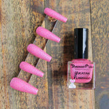 Dimension Nails - The Rainforest Collection - Yucatan Flamingo