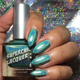 SuperChic Lacquer - Dirty Laundry Nail Polish
