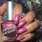 SuperChic Lacquer - Exposed Nail Polish