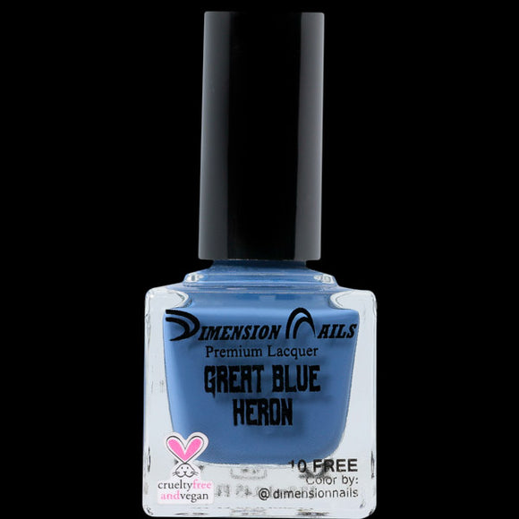 Dimension Nails - Mangrove Swamp - Great Blue Heron