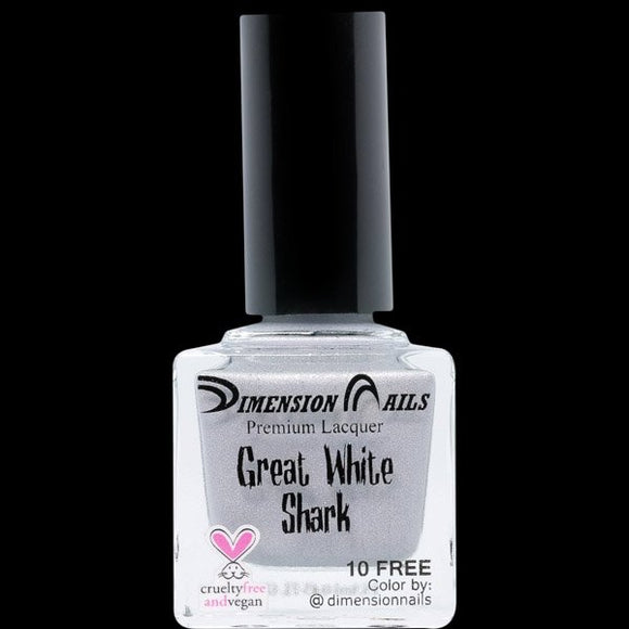 Dimension Nails - The Ocean - Great White Shark