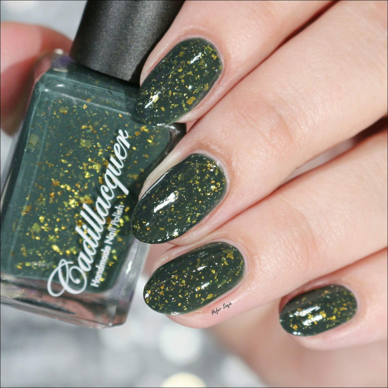 Cadillacquer - NailStuff Exclusive - Enchanted Woodland
