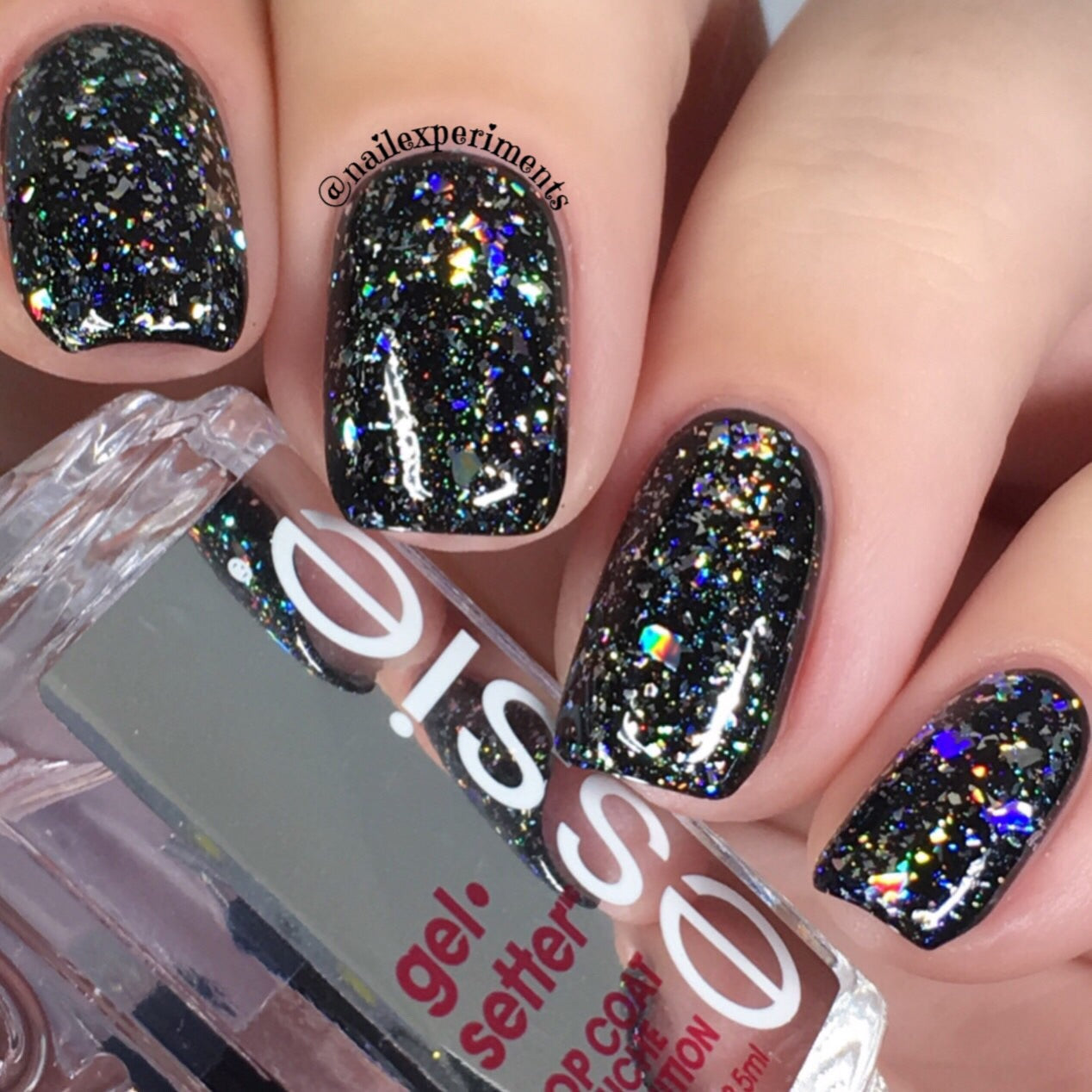 Holographic Foil Flakes