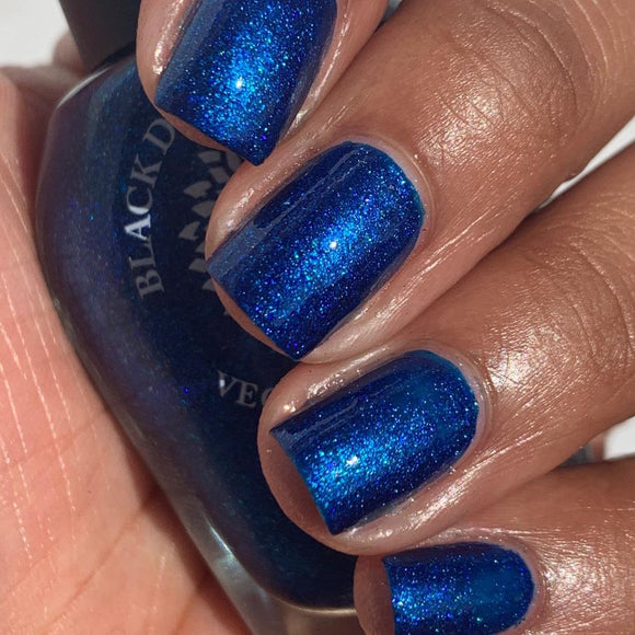 Black Dahlia Lacquer - Winter 2020 - Pharaoh