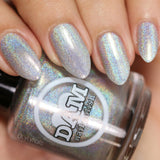 Dam Nail Polish - Holo World - GIRRL Can I Holo?