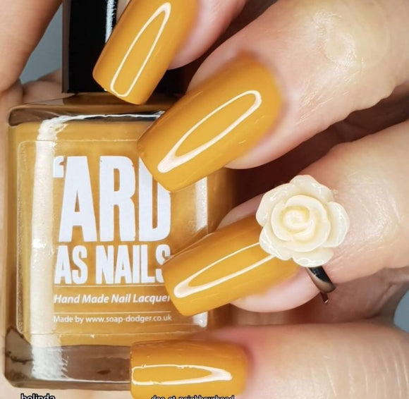 'Ard As Nails - Creme Collection - Belinda