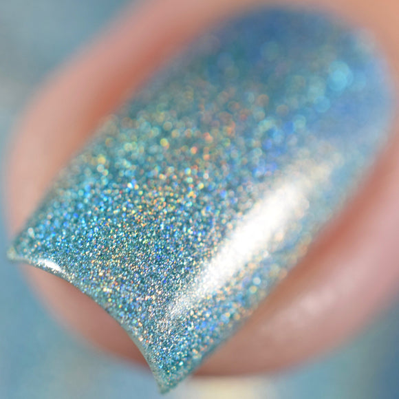 Dam Nail Polish - Holo World - Sleepy Holo