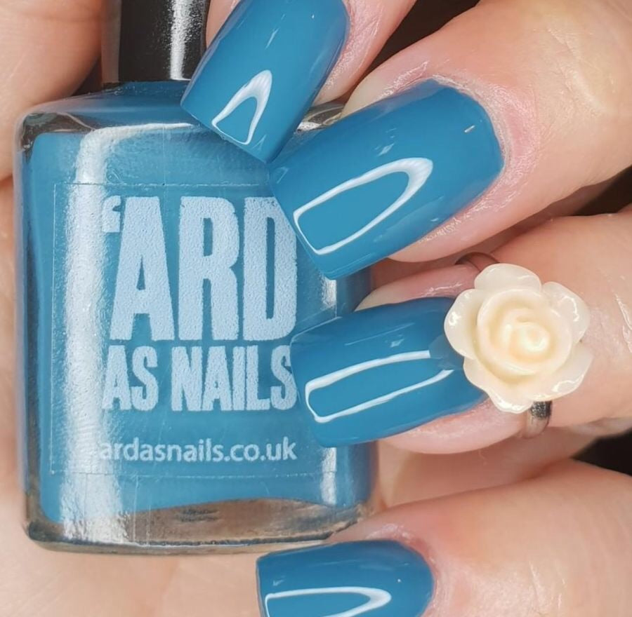 'Ard As Nails - Creme Collection - Queenie