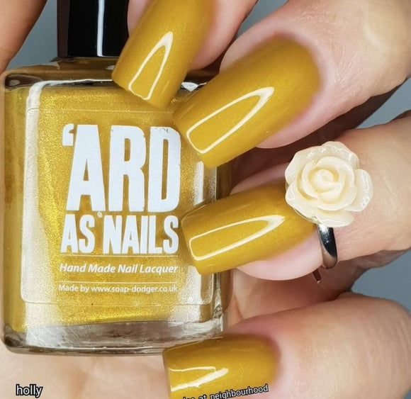 'Ard As Nails - Creme Collection - Holly