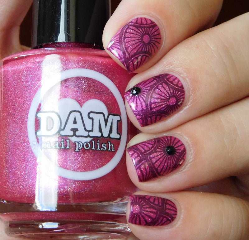 Dam Nail Polish - Holo World - Holo, It's Me