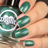 Dam Nail Polish - Gemstone Pt. 2 - Emerald