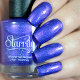 Starrily - Violet Twilight Nail Polish