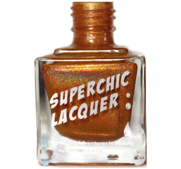 SuperChic Lacquer - Jinxed Nail Polish