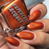 SuperChic Lacquer - Juicy Nail Polish