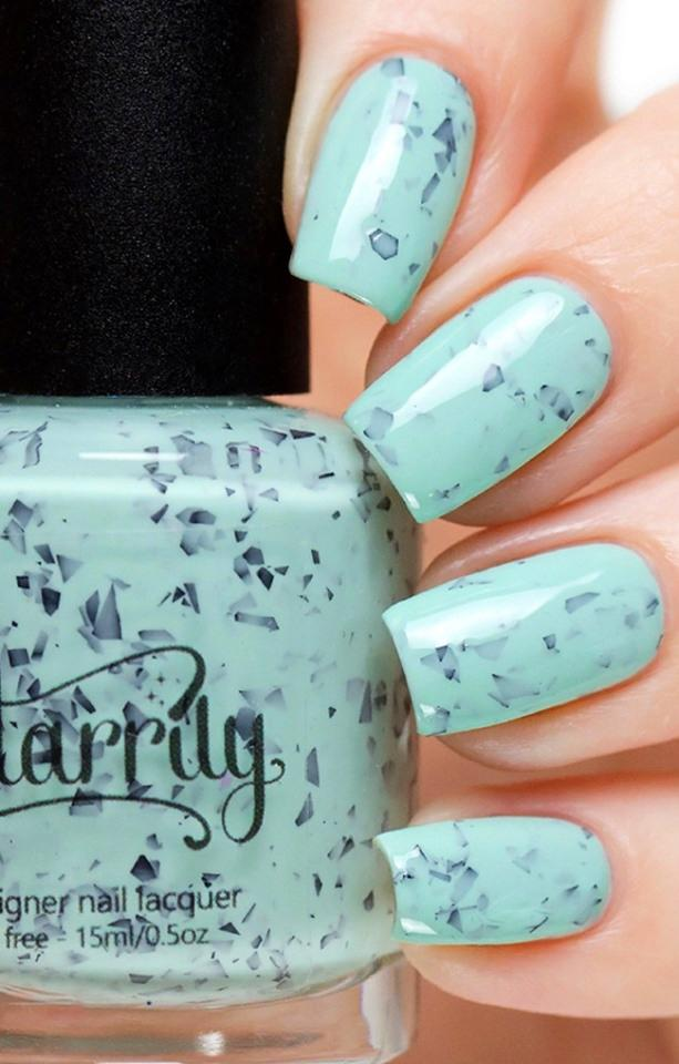 Starrily - Mint Chip Nail Polish