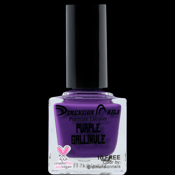 Dimension Nails - Mangrove Swamp - Purple Gallinule