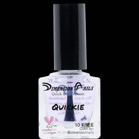 Dimension Nails - Treatments - Quickie (Quick Dry Topcoat)
