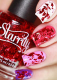 Starrily - Rose Petals Nail Polish