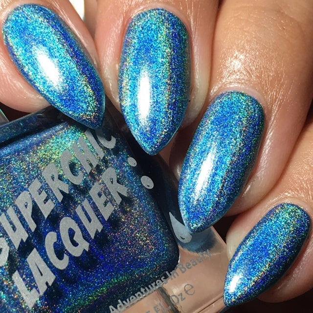 SuperChic Lacquer - Spill It Nail Polish