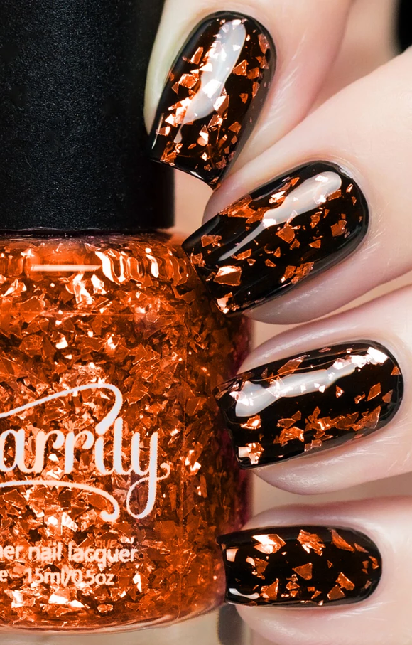 Starrily - Citrine Nail Polish