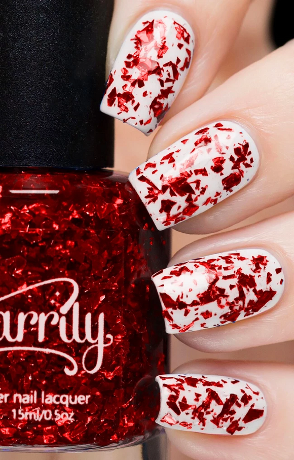 Starrily - Ruby Nail Polish