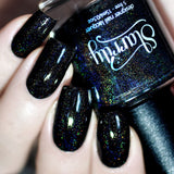 Starrily - Black Magic Nail Polish