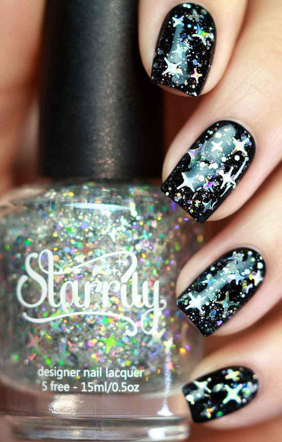 Starrily - Starry Night Nail Polish