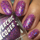 SuperChic Lacquer - Trapped In An Enchantment Nail Polish