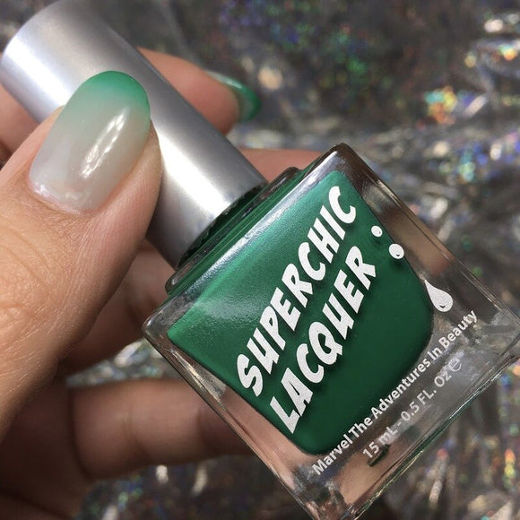 SuperChic Lacquer - Anxious Nail Polish (Thermal)
