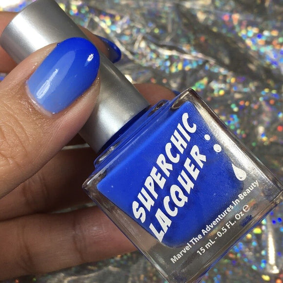 SuperChic Lacquer - Emo Nail Polish (Thermal)