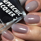 SuperChic Lacquer - Empowered Nail Polish (Thermal)