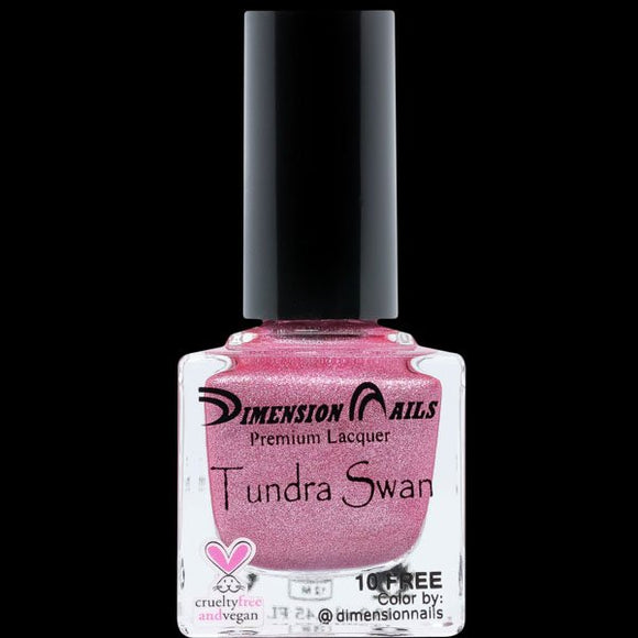 Dimension Nails - The Tundra Collection - Tundra Swan