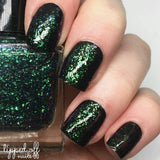 Wikkid Polish - All Flaked Up - AbsoFlakingLutely Nail Polish