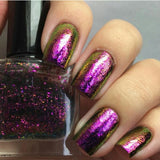 Wikkid Polish - All Flaked Up - DeFlakingLicious Nail Polish
