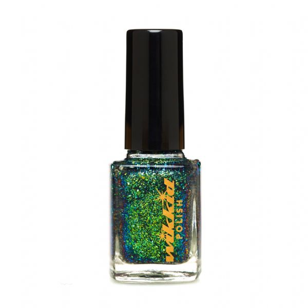Wikkid Polish - All Flaked Up - What The Flake Nail Polish