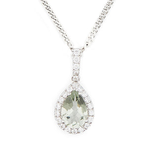 Wellington_&_North_Art_Deco_Jewellery_Juliet_Teardrop_Green_Amethyst_Cubic_Zirconia_Sterling_Silver_Pendant