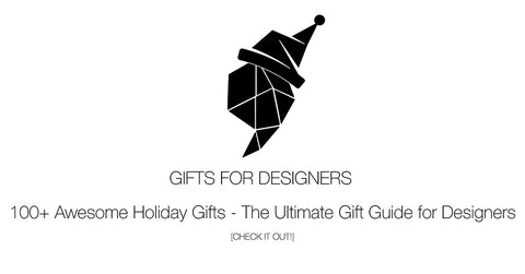 100+ Awesome Holiday Gifts For Designers   The Ultimate Gift Guide For  Designers