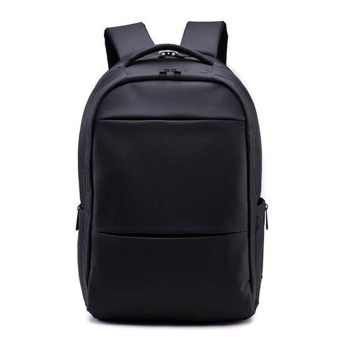 "Black Water Resistant Backpacks for 15.6"" and 17"" Laptops"