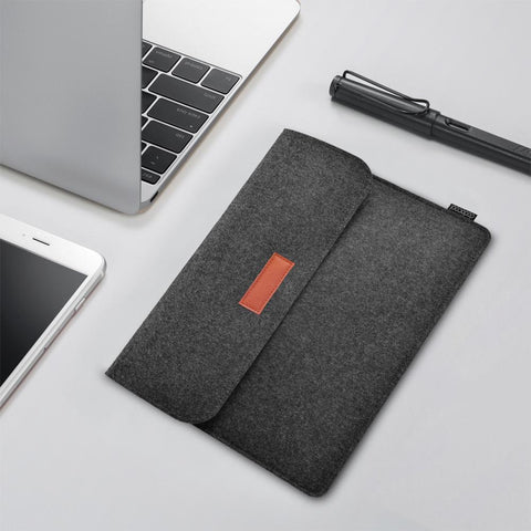 "Felt Laptop Sleeve for 12"" and 13"" Laptops"