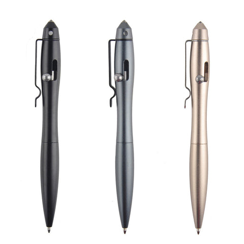 Tungsten Steel Head Pen, Minimal Pen