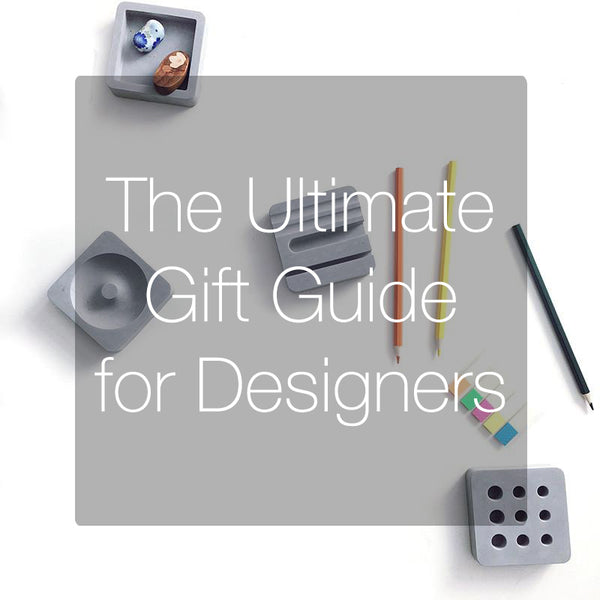 100+ Awesome Holiday Gifts for Designers - The Ultimate Gift Guide for Designers