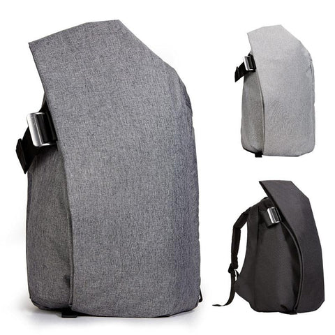 Modern Fold-Over Backpack