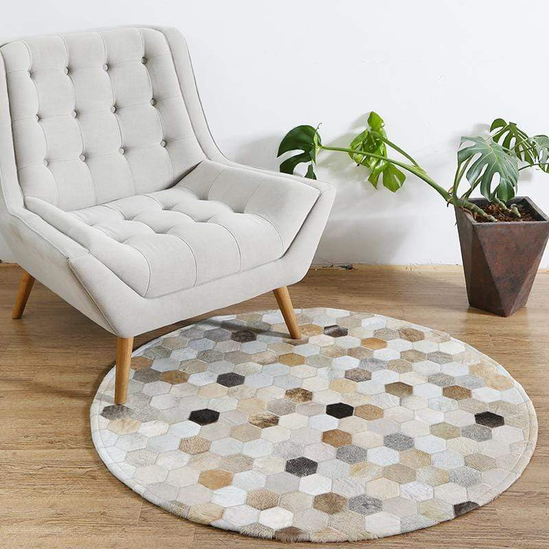Serendipity Cowhide Rug, , Gifts for Designers, Clean minimal gifts for designers and creatives, gift, design, designer - Gifts for Designers, Gifts for Architects