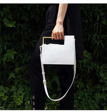 The Ortho | A Modern Minimalist Orthogonal Handbag and Purse, , Gifts for Designers, Clean minimal gifts for designers and creatives, gift, design, designer - Gifts for Designers, Gifts for Architects