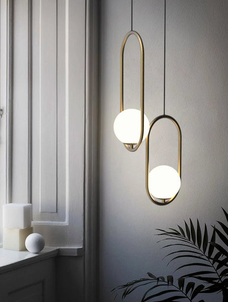 Modern Nordic Shaped Pendant Lights